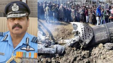 Mi-17 Chopper Crash: Big Mistake That Our Missile Hit Our Own Helicopter, Says IAF Chief