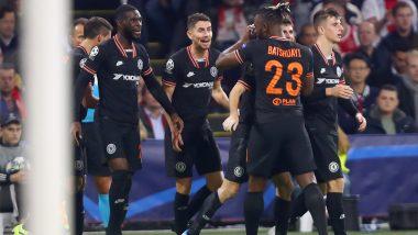 Late Michy Batshuayi Winner Helps Chelsea Get Past Ajax in UEFA Champions League 2019–20 Group H Encounter