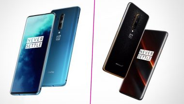 OnePlus 7T Pro, OnePlus 7T Pro McLaren Edition Smartphones Launched in India; Check Prices, Features & Specifications