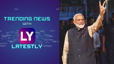 PM Modi Is Most-Followed Leader On Instagram & Abhijit Banerjee wins Economics Nobel | Trending News