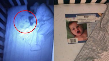 Mother Finds a Ghost Baby Sleeping Next to Her Child! But The Truth Behind it is Making Everyone Laugh (Check Viral Post)
