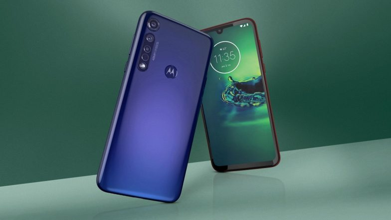 Motorola G8 Plus Smartphone With 48MP Triple Rear Camera Launched; Price in India, Features & Specifications