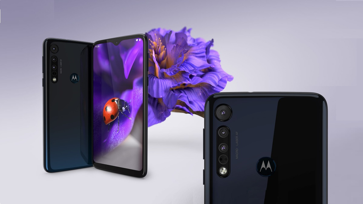Motorola One Macro Smartphone With 6.2-inch Max Vision HD+ Display Launched; India Prices, Features & Specifications