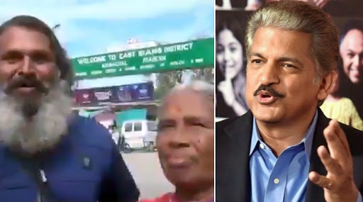 Anand Mahindra Wants to Gift Mahindra KUV 100 NXT Car to Mysuru Man Who Took His Mother on an India Tour on Scooter