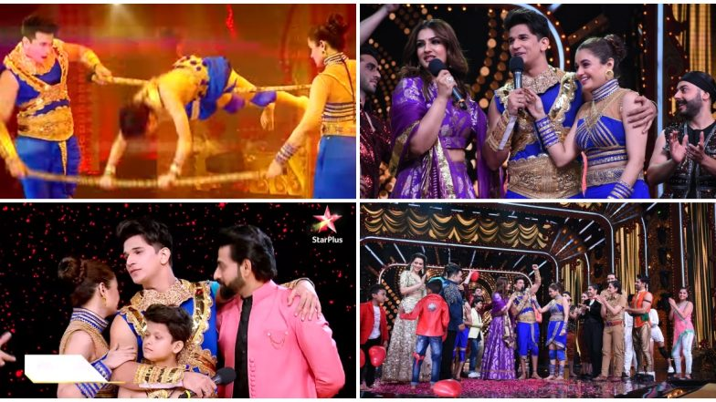 Nach Baliye 9: Prince Narula and Yuvika Chaudhary Get Eliminated From The Show... But There's A Twist (Watch Video)