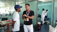 MS Dhoni Praises Shahbaz Nadeem After His Test Debut, Asks Him To Not Experiment Too Much