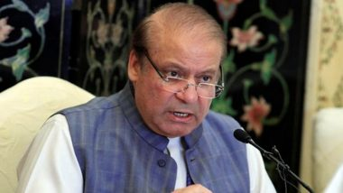 Nawaz Sharif's Departure to London Delayed Due to His Name on ECL
