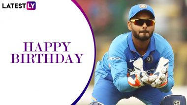 Happy Birthday Rishabh Pant: Four Records by the Youngster that Prove he is the Successor to MS Dhoni