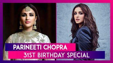 Parineeti Chopra Birthday: 7 Fashionable Moments From The Girl's On-Trend Closet!