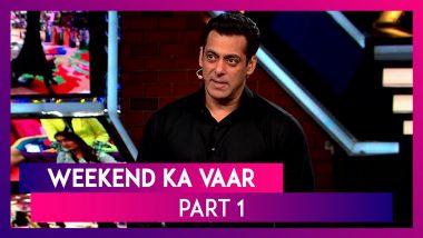 Bigg Boss 13 Weekend Ka Vaar Sneak Peek 5 Oct 2019: Salman Khan Performs Task With Gharwale