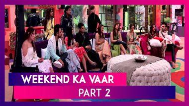 Bigg Boss 13 Weekend Ka Vaar Sneak Peek- 5 Oct 2019: Salman Khan Loses His Calm on Contestants