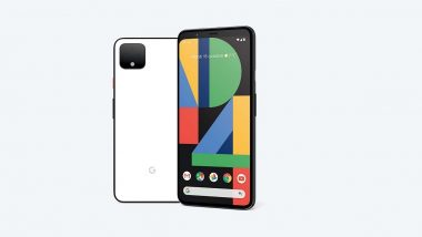 Google Pixel 4a Likely To Be Launched With Starting Price of $399; Check Features & Specifications