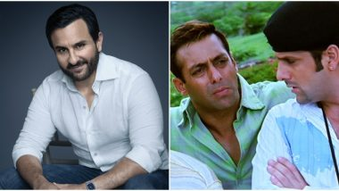 Throwback Thursday: When Saif Ali Khan Rejected Fardeen Khan's Role in No Entry