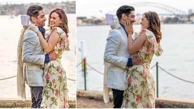 Evelyn Sharma and Tushaan Bhindi Engaged: Here Are Few Unseen Pics from the Couple's Engagement Ceremony
