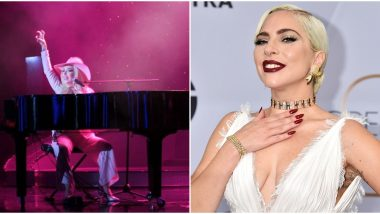 Lady Gaga's Lookalike, Tierney Allen Fools Crowd at a Charity Event in Las Vegas