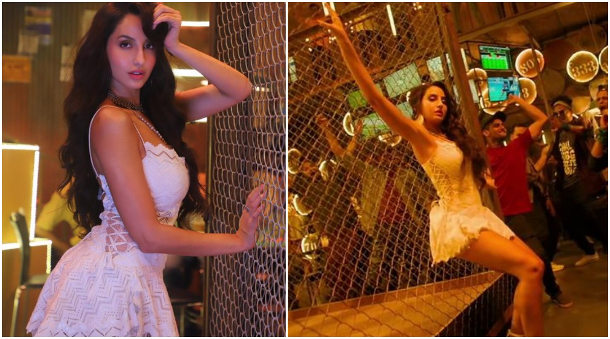 Marjaavaan Song Ek Toh Kum Zindagani Nora Fatehi Burns The Dance Floor With Her Sexy Moves In This Reprised Version Of The Iconic Track Watch Video Latestly