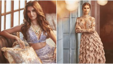 Tara Sutaria is all Dolled up in Ethnic Ensembles for her New Magazine Photoshoot (View Pics)