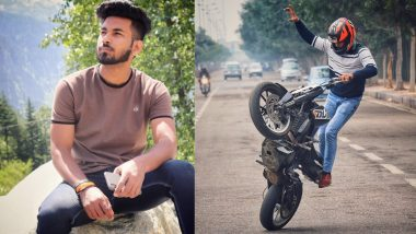 Rakshit Chaudhary – The Lad Setting Benchmark by Proving as to Be One of the Versatile Stunt Rider