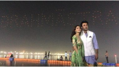 Brahmastra: The Teaser Poster of Alia Bhatt and Ranbir Kapoor's Movie to Come out on Today on Dussehra?