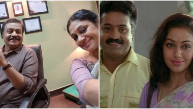Suresh Gopi and Shobhana to Reunite After 14 Years; Films the Manichitrathazhu Duo Starred In