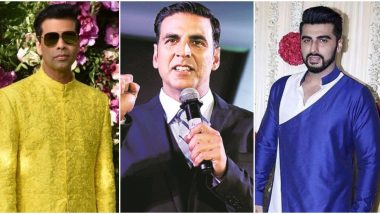 Diwali 2019: Akshay Kumar, Karan Johar and Arjun Kapoor Share Warm Wishes with their Fans on this Auspicious Occasion