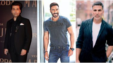 Dussehra 2019: Akshay Kumar, Ajay Devgn and Karan Johar Send Warm Wishes to fans on this Auspicious Occasion