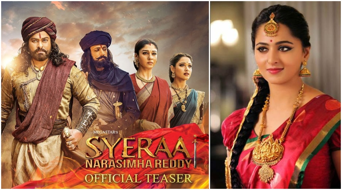 Sye Raa Narasimha Reddy: Confirmed! Anushka Shetty is a Part of Chiranjeevi's Historical Saga and her Addition Just Amps up Our Excitement