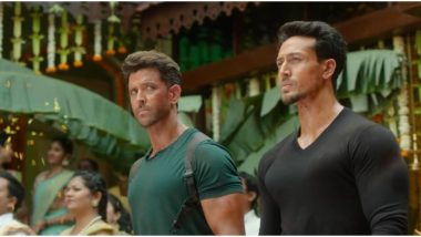 War: Twitterati is Super Impressed with Hrithik Roshan and Tiger Shroff's New Release, Tag it as the 'Finest Action Movie' of Indian Cinema