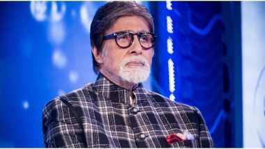Amitabh Bachchan Misses the UAE Sharjah Book Fair Due to Health Issues (Read Tweet)