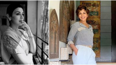 Sonali Bendre Is Planning to Make a Comeback in Bollywood!