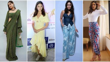 Kareena Kapoor Khan, Sonam Kapoor and Bhumi Pednekar's Fashion Choices should be Bookmarked by Every Girl out There (View Pics)
