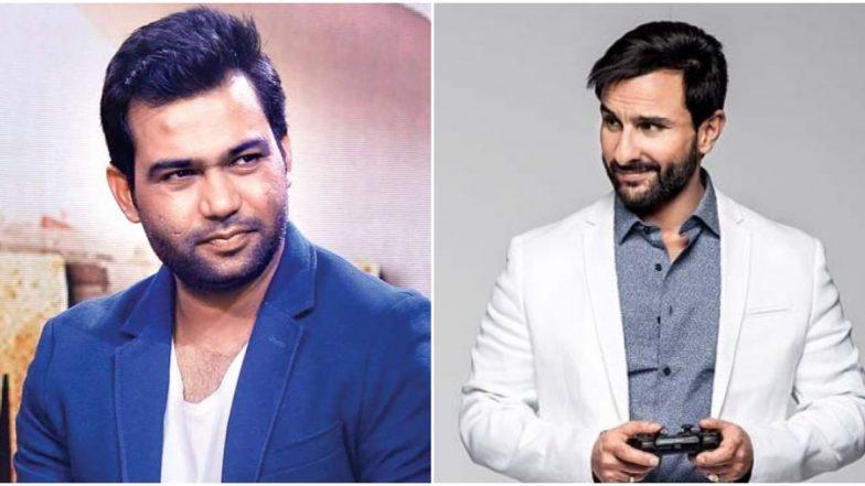 Saif Ali Khan Collaborates with Ali Abbas Zafar for his Next Web Series 'Tandav'