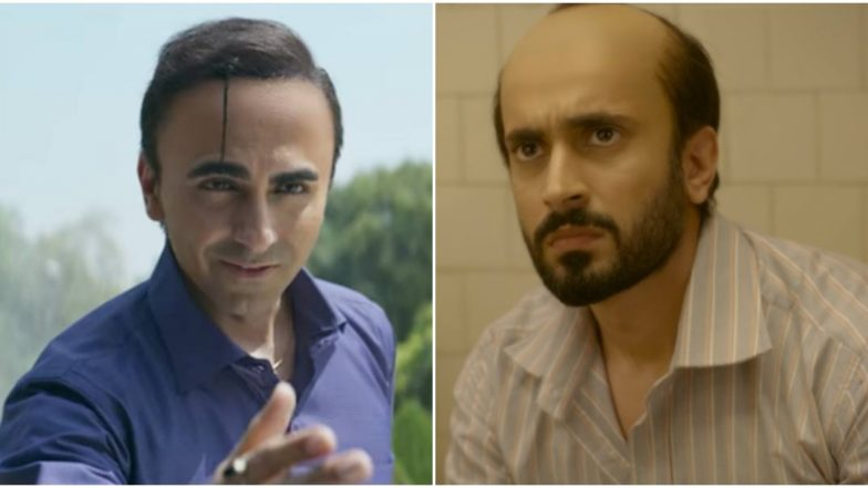 Ayushmann Khurrana's Bala vs Sunny Singh's Ujda Chaman Trailers: Who Will Win the Battle of Baldies at the Box Office?