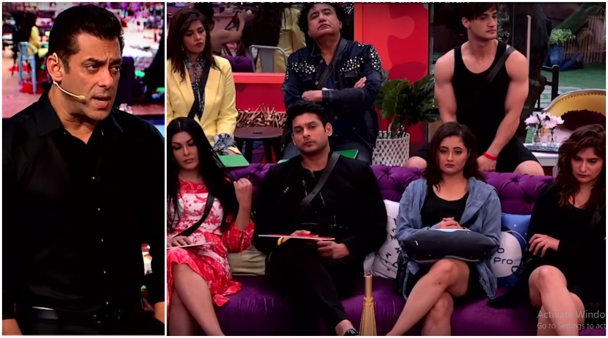 Bigg Boss 13 Weekend Ka Vaar Preview: Salman Khan Gives Fun Task to the Contestants (Watch Video)