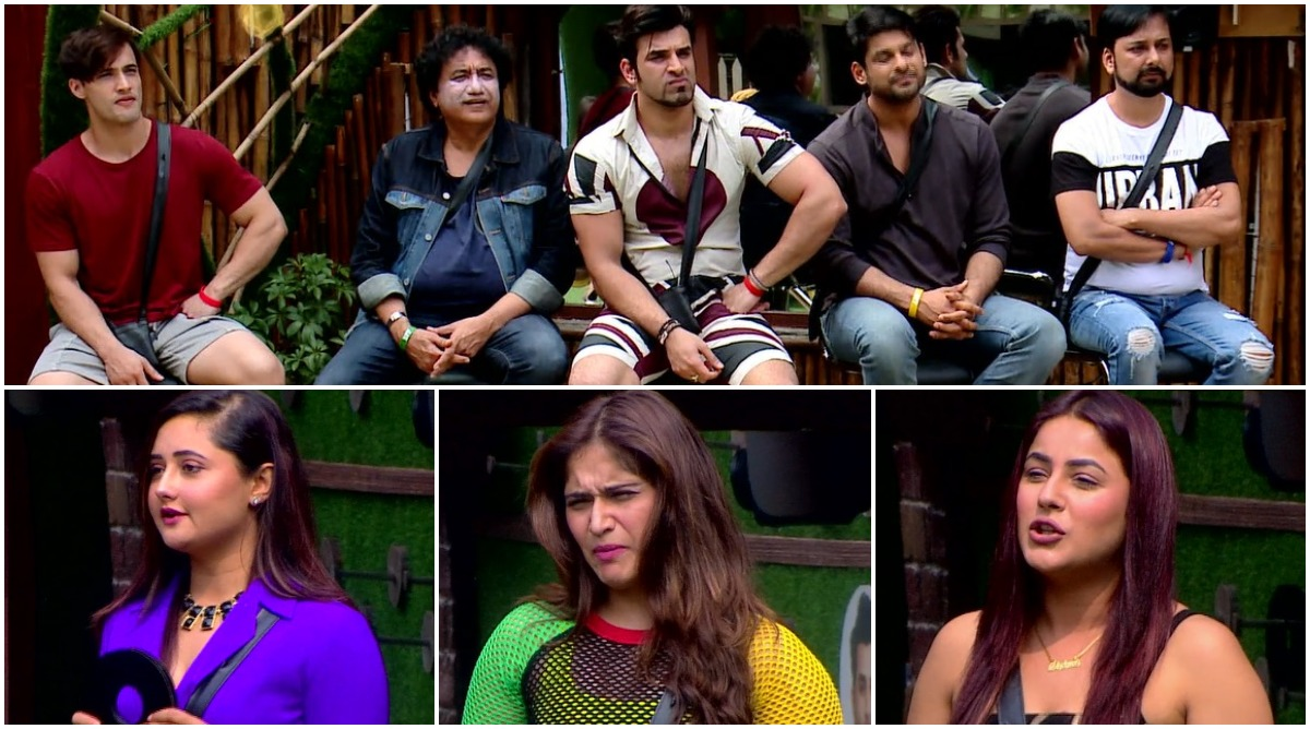 Bigg Boss 13: Shehnaaz Gill and Arti Singh Nominate Paras Chhabra for Eviction (Watch Video)
