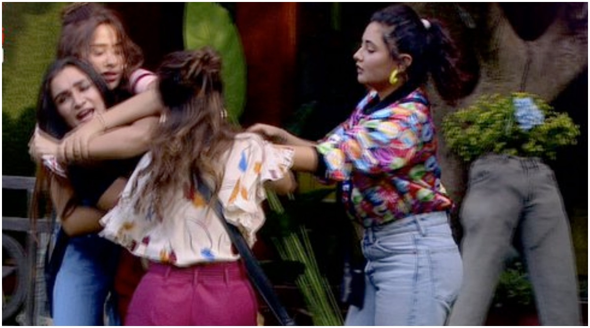Bigg Boss 13 Day 15 Highlights: Devoleena Bhattacharjee Gets Into a Physical Fight With Shefali Bagga; Rashami Desai Is Up for Eviction