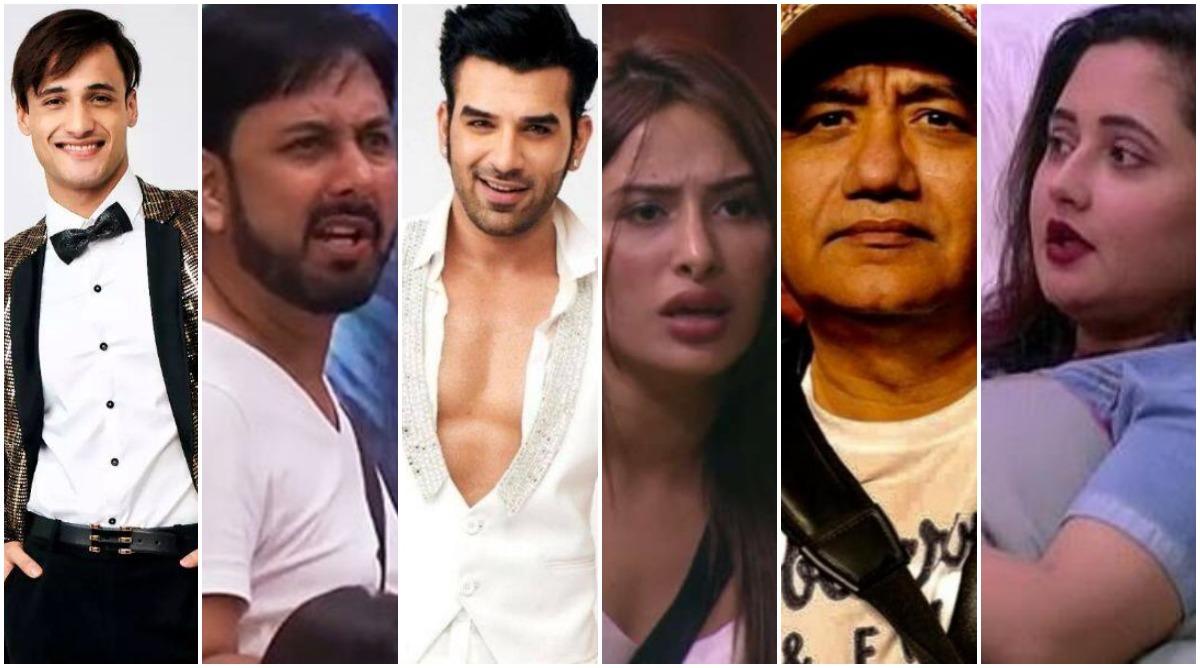 Bigg Boss 13: Paras Chhabra, Rashami Desai, Mahira Sharma, Asim Riaz, Siddhartha Dey, Abu Malik – Who Do You Want Evicted? (Vote)