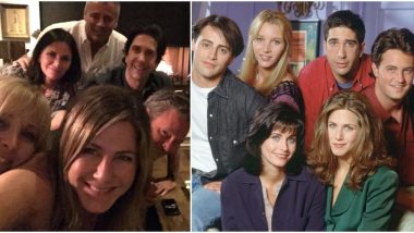 Jennifer Aniston's debut F.R.I.E.N.D.S. Selfie Led Instagram Malfunction?