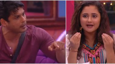 Bigg Boss 13: All Ends Between Rashami Desai and Sidharth Shukla, Former Says 'Won't See Your Face After The Show'