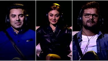 Bigg Boss 13: Shefali Jariwala, Tehseen Poonawalla and Khesari Lal Yadav Monitor Contestants From a Secret Room (Watch Video)
