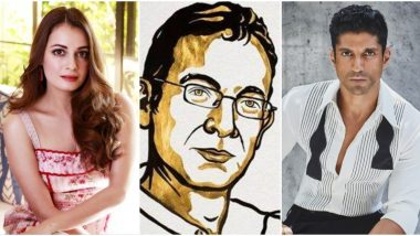 Abhijit Banerjee Wins Nobel Prize 2019 For Economic Sciences: Farhan Akhtar, Dia Mirza and Others Congratulate Indian-Origin Awardee