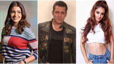 Disha Patani or Anushka Sharma: Who Should Romance Salman Khan in Radhe: India's Most Wanted Cop? Vote Now