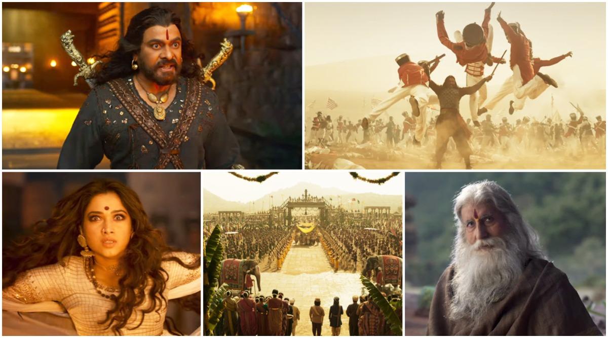 Sye Raa Narasimha Reddy: 10 WTF Moments in Chiranjeevi, Nayanthara and Amitabh Bachchan's Magnum Opus (SPOILER ALERT)