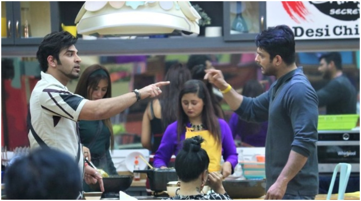Bigg Boss 13 Day 16 Preview: Rashami Desai - Asim Riaz Fight Over Food and Contestants Fight for Ticket to Finale