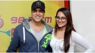 After Akshay Kumar Gets Trolled for Old Quote Comparing Heroines to Mangoes, Sonakshi Sinha Comes Out in Defense of Her Mission Mangal Co-Star