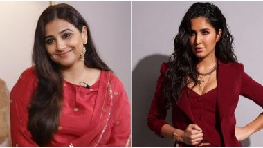 Katrina Kaif to Team Up with Vidya Balan for Aanand L Rai's Next?