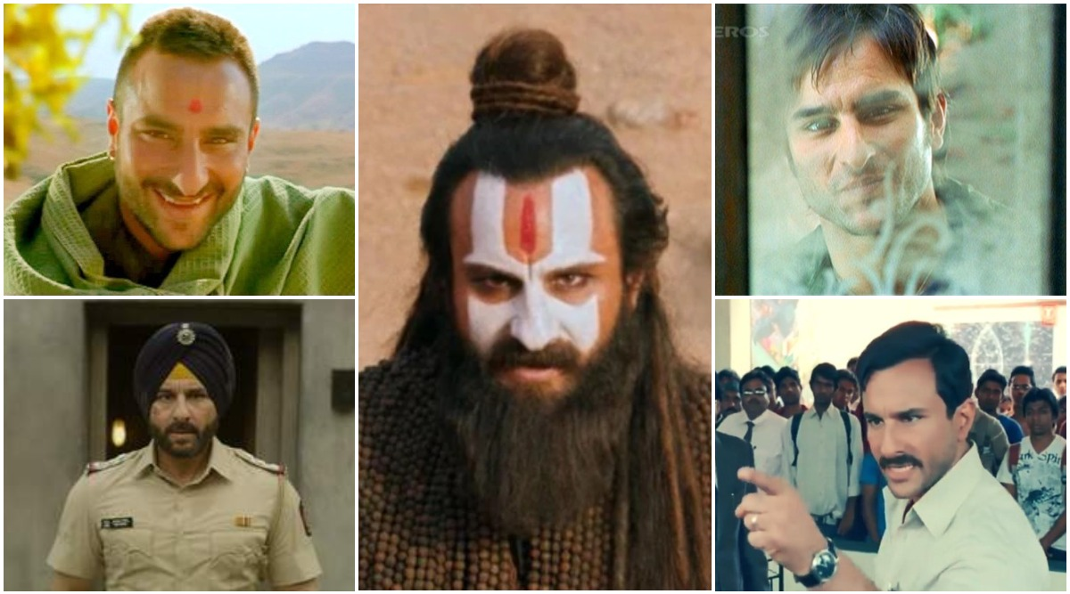 Before Laal Kaptaan, 7 Times When Saif Ali Khan Went Beyond His Romantic Image and Surprised Us With His Versatility