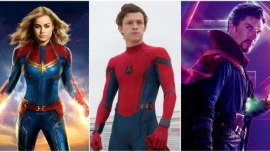 Benedict Cumberbatch's Doctor Strange or Brie Larson's Captain Marvel May Join Tom Holland in Spider-Man 3
