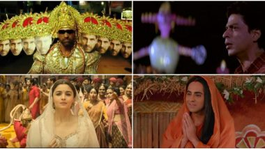 Dussehra Special: 7 Popular Ramleela Sequences in These Shah Rukh Khan, Akshay Kumar, Varun Dhawan Movies That You Should Not Miss (Watch Videos)