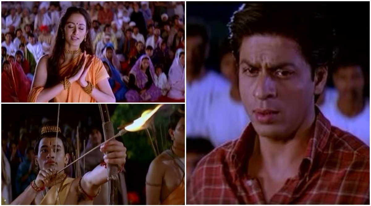 Dussehra 2019: This Ramlila Song From Shah Rukh Khan's Swades Captures Everything Special About This Festival and India – Here's Why